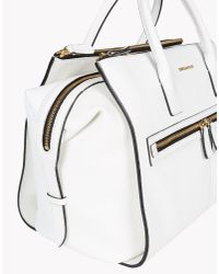 DSquared² - White Twin Zip Medium - Lyst