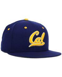 Nike - Blue California Golden Bears True College Fitted Cap for Men - Lyst