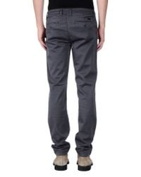 Carhartt - Gray Casual Trouser for Men - Lyst
