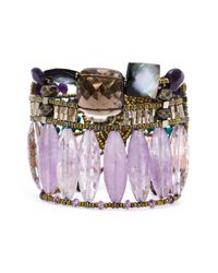 Ziio   Multicolor Beaded Bracelet   Lyst