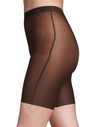 Wacoal | Black Smooth Complexion Leg Shaper | Lyst
