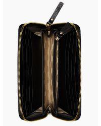 Kate Spade | Black Cedar Street Patent Lacey | Lyst