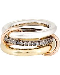 Spinelli Kilcollin - Orange Libra Ring Size 6 - Lyst