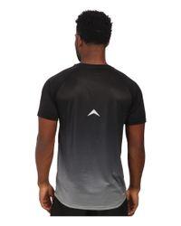 PUMA | Black Ignite Short Sleeve Tee for Men | Lyst