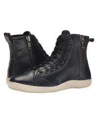 John Varvatos | Black Hattan Hi Top for Men | Lyst