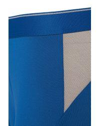 BOSS Blue 'cyclist Cmax Micro' | Coolmax® Stretch Boxer Briefs for men