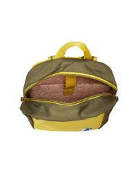 Poler Yellow Drifter Backpack