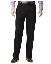 Dockers - Black Never-iron D3 Classic-fit Pants for Men - Lyst