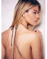 Free People | Black Cecilia De Bucourt Womens Love Me In Tie Dye Maxi | Lyst