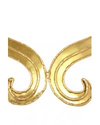 Sylvia Toledano | Metallic Amazone Gold Necklace | Lyst