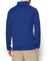 Under Armour | Blue Flagstick Storm Fleece for Men | Lyst