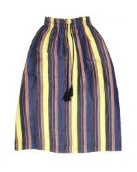 Apiece Apart Multicolor Nambe Dress