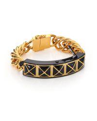 Rebecca Minkoff | Metallic Smartphone Notification Bracelet | Lyst
