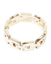 Osklen   Metallic Chain Bracelet   Lyst