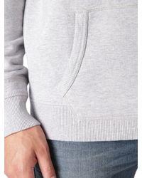 DIESEL | Gray S-agnes-piquet for Men | Lyst
