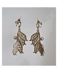 Lulu Frost | Metallic Vine Earring | Lyst