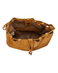 Lucky Brand | Brown Carly Leather Bucket | Lyst