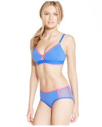 B.tempt'd | Blue B.active Sports Bra 952210 | Lyst