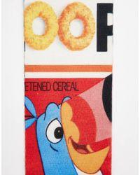 ASOS - Multicolor 2 Pack Socks With Kelloggs Print for Men - Lyst