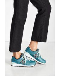 New Balance | Blue 515 Precious Metals Running Sneaker | Lyst