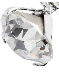 H&M | Metallic Crystal Earrings | Lyst