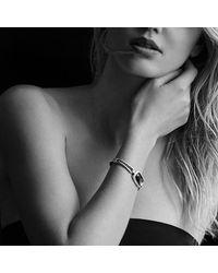 David Yurman - Purple Bracelet With Black Orchid And Diamonds - Lyst