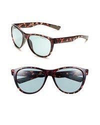 Nike - Green 'compel' 58mm Sunglasses - Lyst