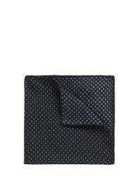 BOSS Black 'pocket Square 33 X 33' | Silk Patterned Pocket Square for men