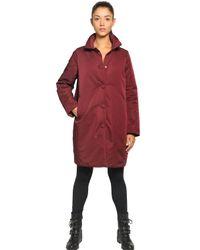 Add Red Waterproof Duchesse Down Jacket
