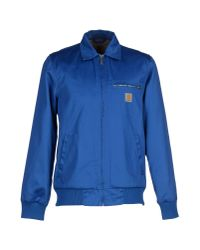 Carhartt - Blue Jacket for Men - Lyst