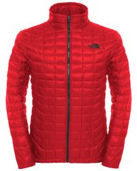 The North Face Red Thermoball Men's Jacket for men