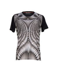 Basso & Brooke Gray T-shirt for men