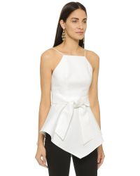 C/meo Collective - White Warm Water Top - Lyst