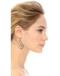 Jamie Wolf - Metallic Nycb Sonnambula White Diamond Earrings - Silver - Lyst
