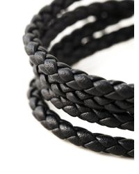 Shaun Leane | Black 'signature Tusk' Wrap Bracelet | Lyst