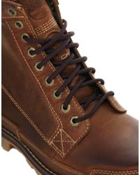 Timberland - Brown Earthkeepers Rugged 6 Boots for Men - Lyst