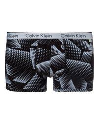 Calvin Klein - Black 3-pack Flat-knit Crew Dress Socks for Men - Lyst