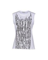 Balenciaga | White Vest | Lyst