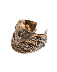 Pamela Love | Metallic High Tide Cuff | Lyst