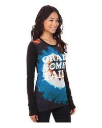 686 - Blue Tech Long Sleeve Shirt - Lyst