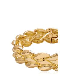 Giuseppe Zanotti - Metallic Gold Choker Necklace - Lyst