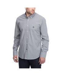Henri Lloyd | Blue Regular Shirt for Men | Lyst
