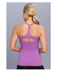 Beyond Yoga | Purple Yopen Back Cami | Lyst
