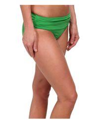 Tommy Bahama | Green Pearl High Waist Sash Bottoms | Lyst