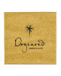 Dogeared | Metallic 100 Good Wishes Necklace | Lyst