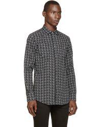DIESEL   Black Sulf_star Shirt for Men   Lyst