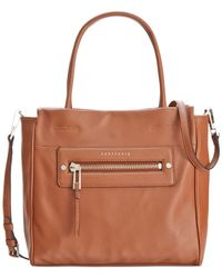 Sanctuary - Brown Hero Signature Tote - Lyst