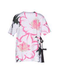Marni - White T-shirt - Lyst