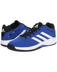 Adidas | Blue Isolation 2 Low for Men | Lyst
