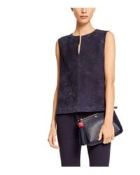 Tory Burch - Black Tassel Cross-body - Lyst